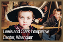 Lewis and Clark Interpretive Center, Washburn
